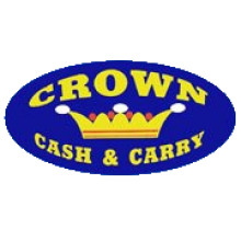Crown Cash & Carry logo